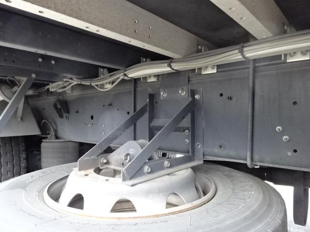 いすゞ H26 ギガ 3軸 アルミウィング 格納PG 画像4