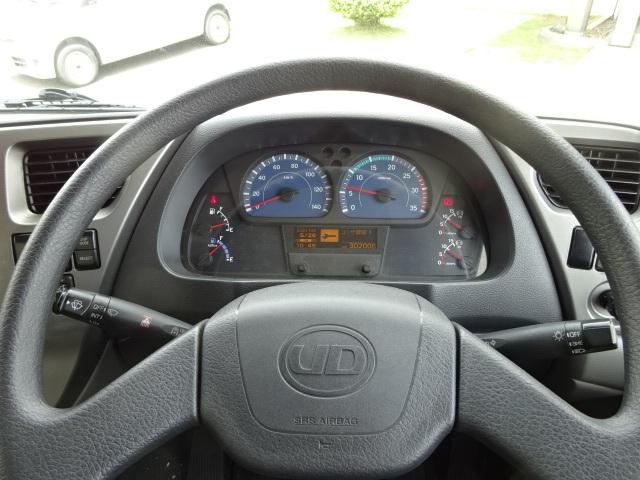 UD H26 コンドル ワイド 低温冷凍車 キーストン ジョルダー 画像17