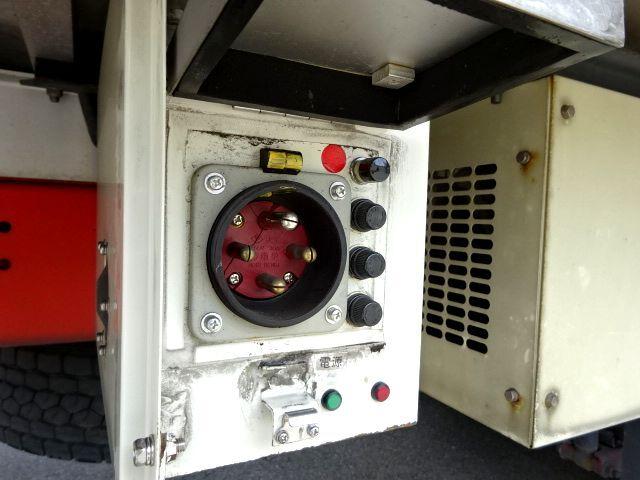 UD H26 コンドル ワイド 低温冷凍車 キーストン ジョルダー 画像10