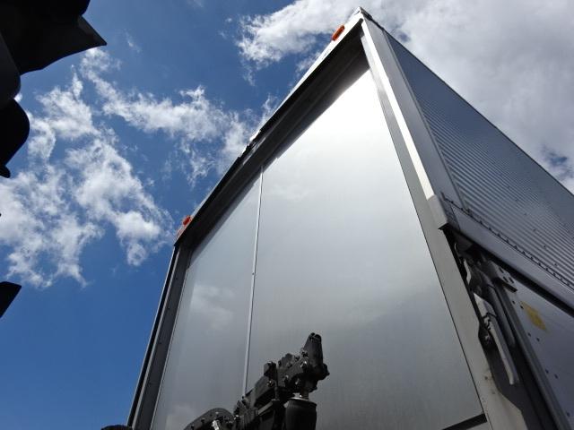日野 H29 プロフィア ハイルーフ 4軸低床アルミウィング 車検付 画像12