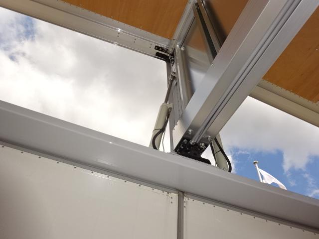 日野 H29 プロフィア ハイルーフ 4軸低床アルミウィング 車検付 画像16