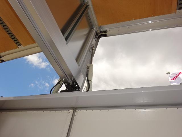 日野 H29 プロフィア ハイルーフ 4軸低床アルミウィング 車検付 画像15