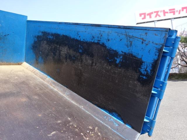 三菱 H21 キャンター 深ダンプ 積載3.0t 画像12