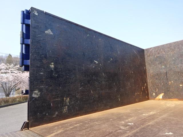 いすゞ H23 フォワード 深ダンプ リア観音扉 PG 9.5立米 画像12