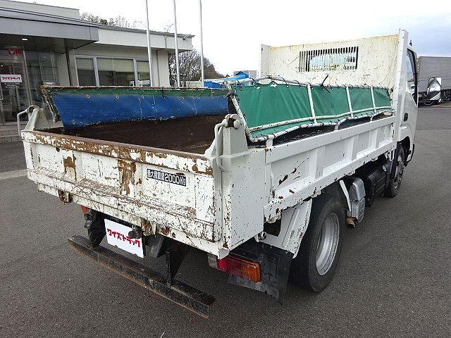 日野 H20 デュトロ ダンプ 切替式4WD 画像3