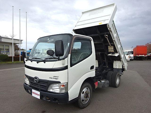 日野 H20 デュトロ ダンプ 切替式4WD