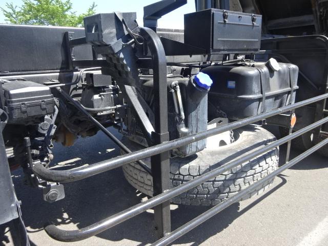いすゞ H23 フォワード 増トン 深ダンプ 水密式 天蓋付 10.5立米 画像19