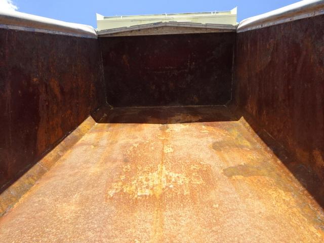 いすゞ H23 フォワード 増トン 深ダンプ 水密式 天蓋付 10.5立米 画像14
