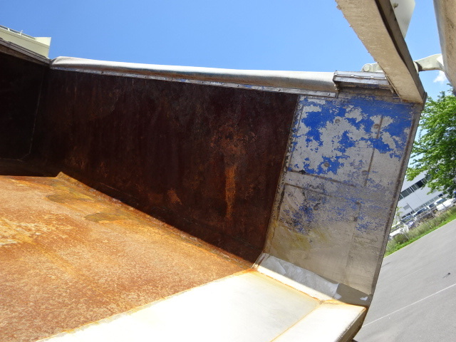 いすゞ H23 フォワード 増トン 深ダンプ 水密式 天蓋付 10.5立米 画像16