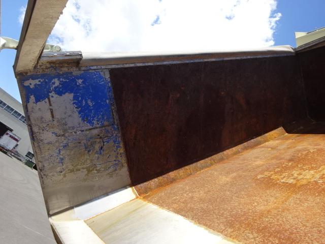 いすゞ H23 フォワード 増トン 深ダンプ 水密式 天蓋付 10.5立米 画像15
