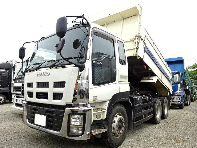 いすゞ H24 ギガ ダンプ 510x220