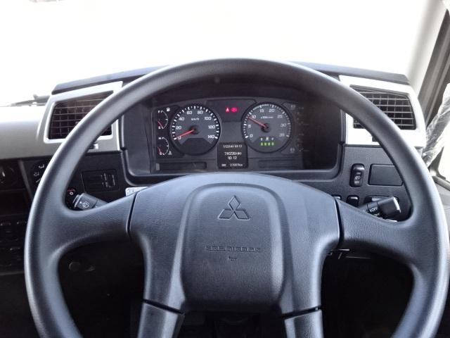 三菱 H30 ファイター ワイド アルミウィング 画像17