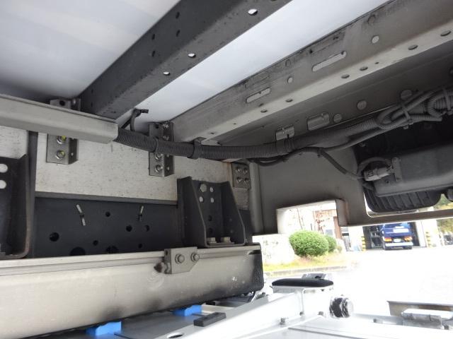 いすゞ H25 フォワード ワイド アルミウィング 格納PG 車検付き 画像21