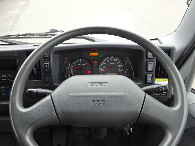 いすゞ H25 フォワード ワイド アルミウィング 格納PG 車検付き 画像27