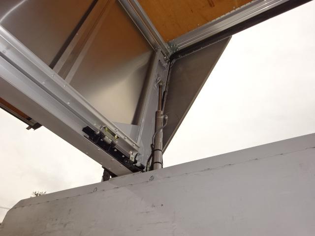 いすゞ H25 フォワード ワイド アルミウィング 格納PG 車検付き 画像15