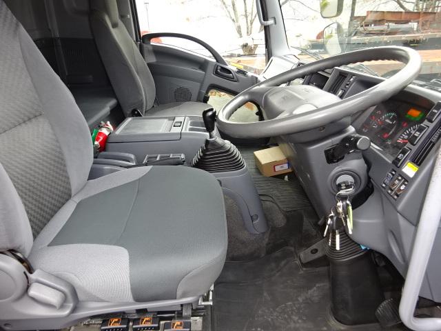 いすゞ H25 フォワード ワイド アルミウィング 格納PG 車検付き 画像26