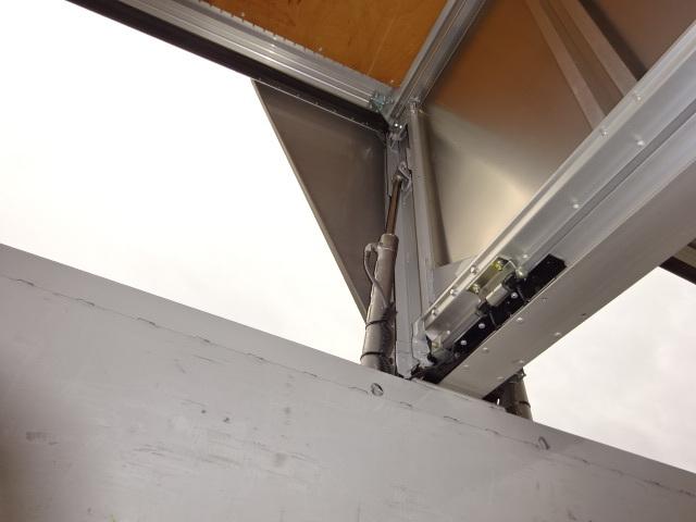 いすゞ H25 フォワード ワイド アルミウィング 格納PG 車検付き 画像16
