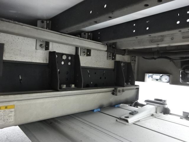 いすゞ H25 フォワード ワイド アルミウィング 格納PG 車検付き 画像6