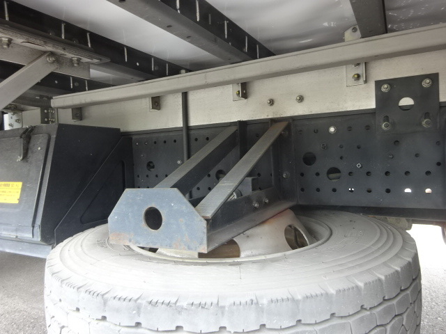 いすゞ H25 フォワード ワイド アルミウィング 格納PG 車検付き 画像7