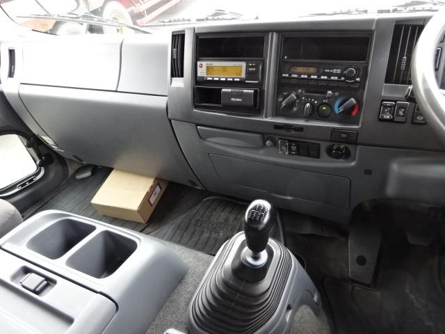 いすゞ H25 フォワード ワイド アルミウィング 格納PG 車検付き 画像29