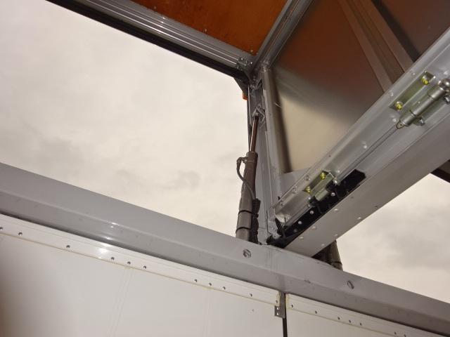 いすゞ H25 フォワード ワイド アルミウィング 格納PG 車検付き 画像18