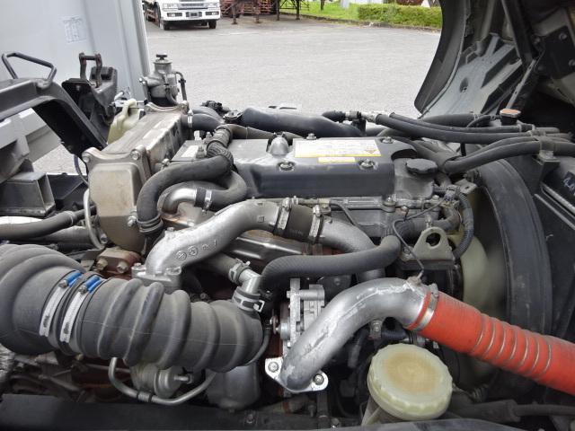 いすゞ H25 フォワード ワイド アルミウィング 格納PG 車検付き 画像25