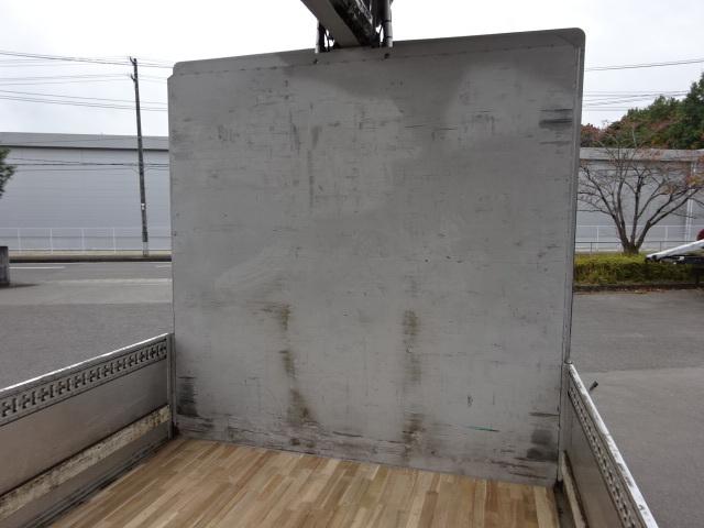 いすゞ H25 フォワード ワイド アルミウィング 格納PG 車検付き 画像14
