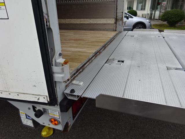 いすゞ H25 フォワード ワイド アルミウィング 格納PG 車検付き 画像13