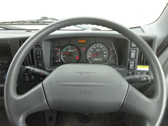 いすゞ H26 フォワード ワイド アルミウィング 格納PG 車検付 画像16