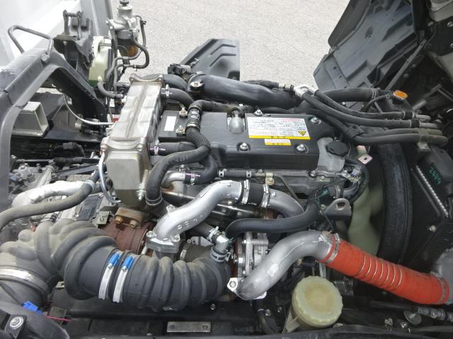 いすゞ H26 フォワード ワイド アルミウィング 格納PG 車検付 画像13