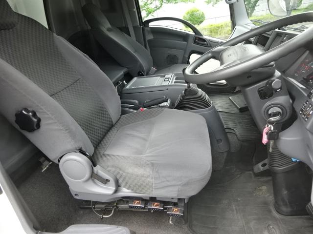いすゞ H26 フォワード ワイド アルミウィング 格納PG 車検付 画像15