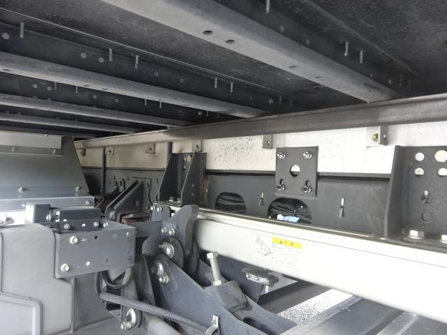 いすゞ H26 フォワード ワイド アルミウィング 格納PG 車検付 画像10