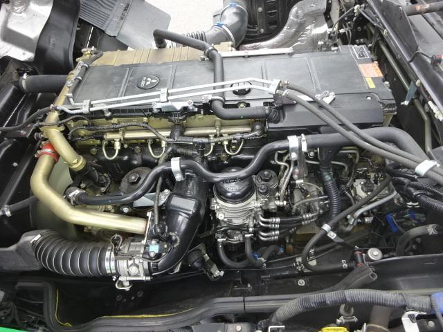 三菱 H28 スーパーグレート 4軸低床アルミウィング 車検付 画像21