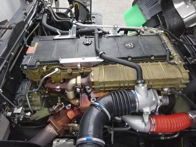 三菱 H28 スーパーグレート 4軸低床アルミウィング 車検付 画像22