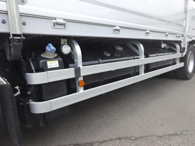 三菱 H28 スーパーグレート 4軸低床アルミウィング 車検付 画像20