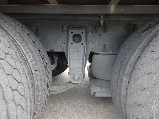 三菱 H28 スーパーグレート 4軸低床アルミウィング 車検付 画像17