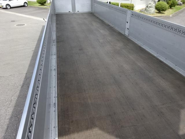 三菱 H28 スーパーグレート 4軸低床アルミウィング 車検付 画像13