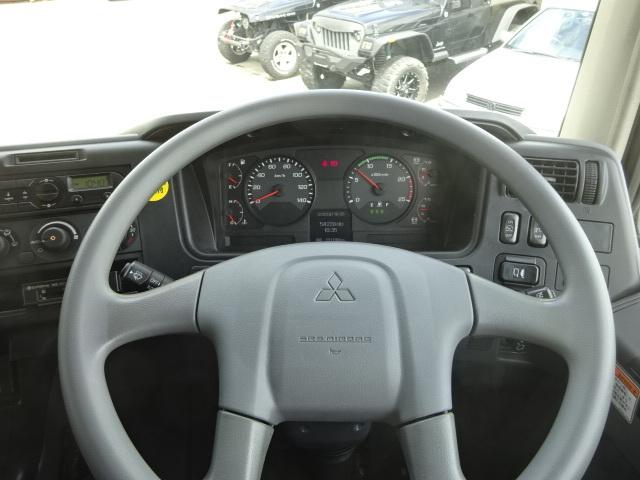 三菱 H28 スーパーグレート 4軸低床アルミウィング 車検付 画像24