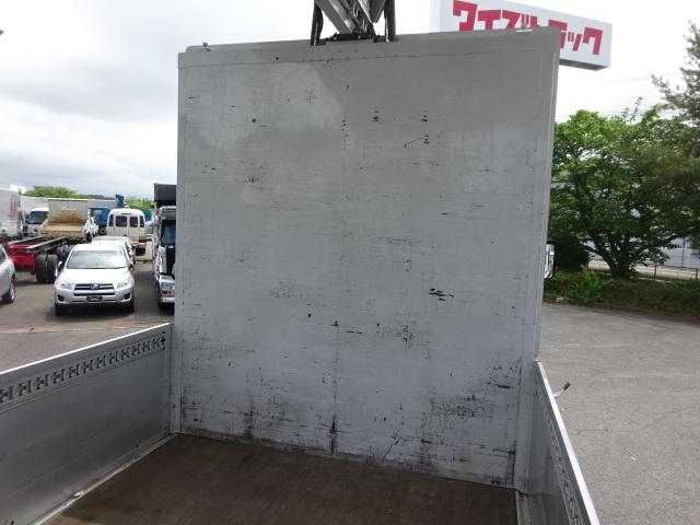 三菱 H28 スーパーグレート 4軸低床アルミウィング 車検付 画像12