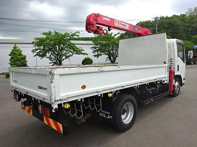 いすゞ H28 エルフ 3段クレーン 積載3.0t 画像6