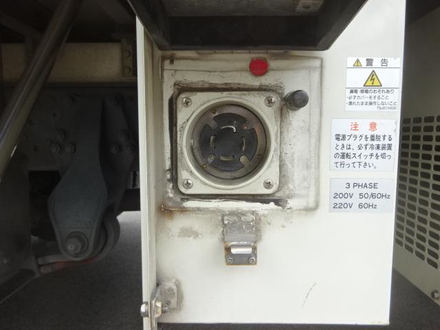 三菱 H24 ファイター 低温冷凍車 キーストン ジョルダー  車検付 画像18