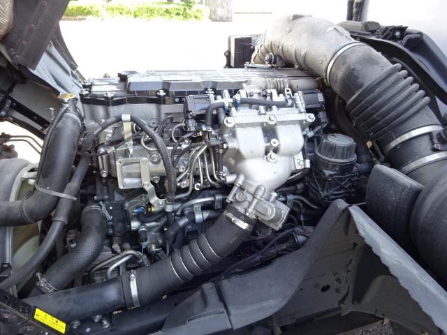 三菱 H26 ファイター 低温冷凍車 格納PG 画像16