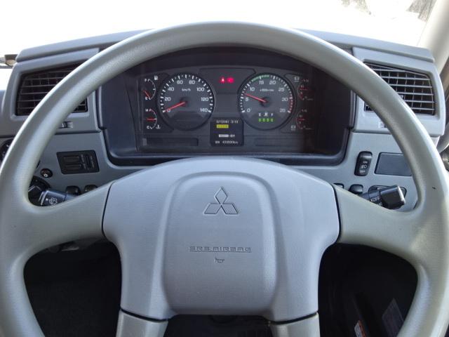 三菱 H26 ファイター 低温冷凍車 格納PG 画像19