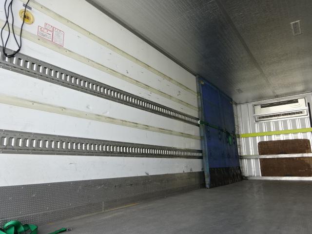 三菱 H26 ファイター 低温冷凍車 格納PG 画像11