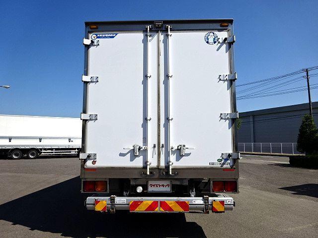 三菱 H26 ファイター 低温冷凍車 格納PG 画像7