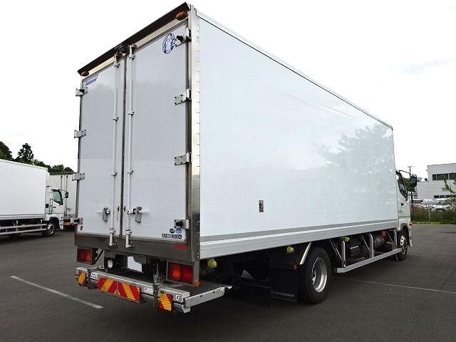 三菱 H26 ファイター 低温冷凍車 格納PG 画像2