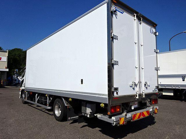 三菱 H26 ファイター 低温冷凍車 格納PG 画像8