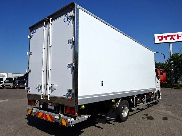 三菱 H26 ファイター 低温冷凍車 格納PG 画像6
