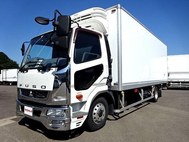 三菱 H26 ファイター 低温冷凍車 格納PG
