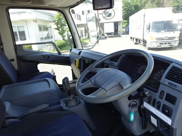 三菱 H26 ファイター 低温冷凍車 格納PG 画像18